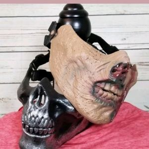 Other - Zombie and Skull Half Masks